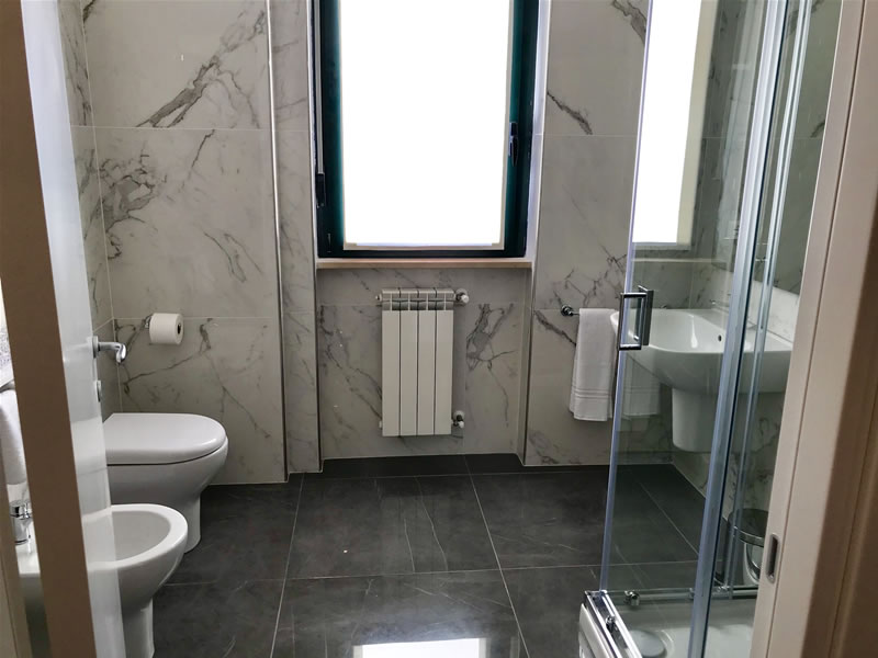 Bathroom B&B Casa Gramsci Foggia